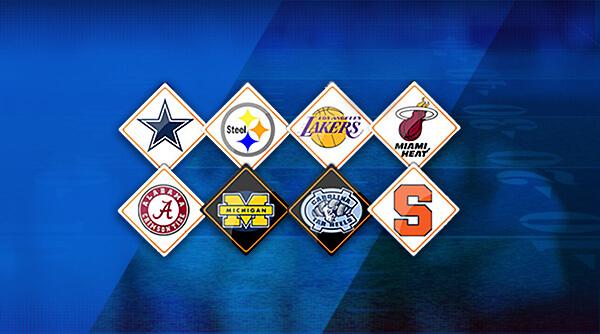 Favorite Teams
